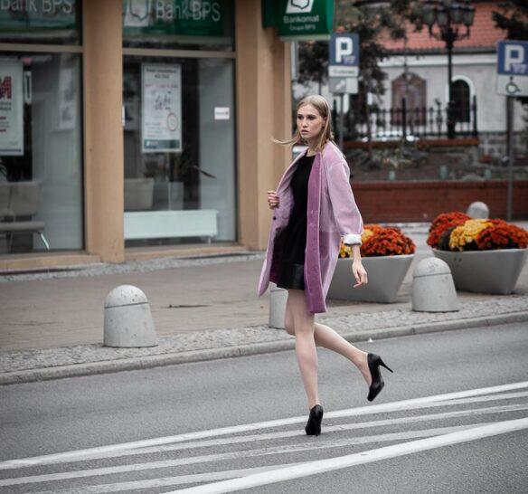 Fotografia uliczna fashion – Gdynia fashion street