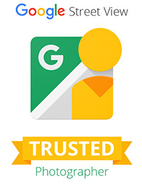 street view trusted rekomendowany fotograf google